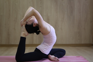 Vinyasa 2/3 Dynamic & Challenging Level 3